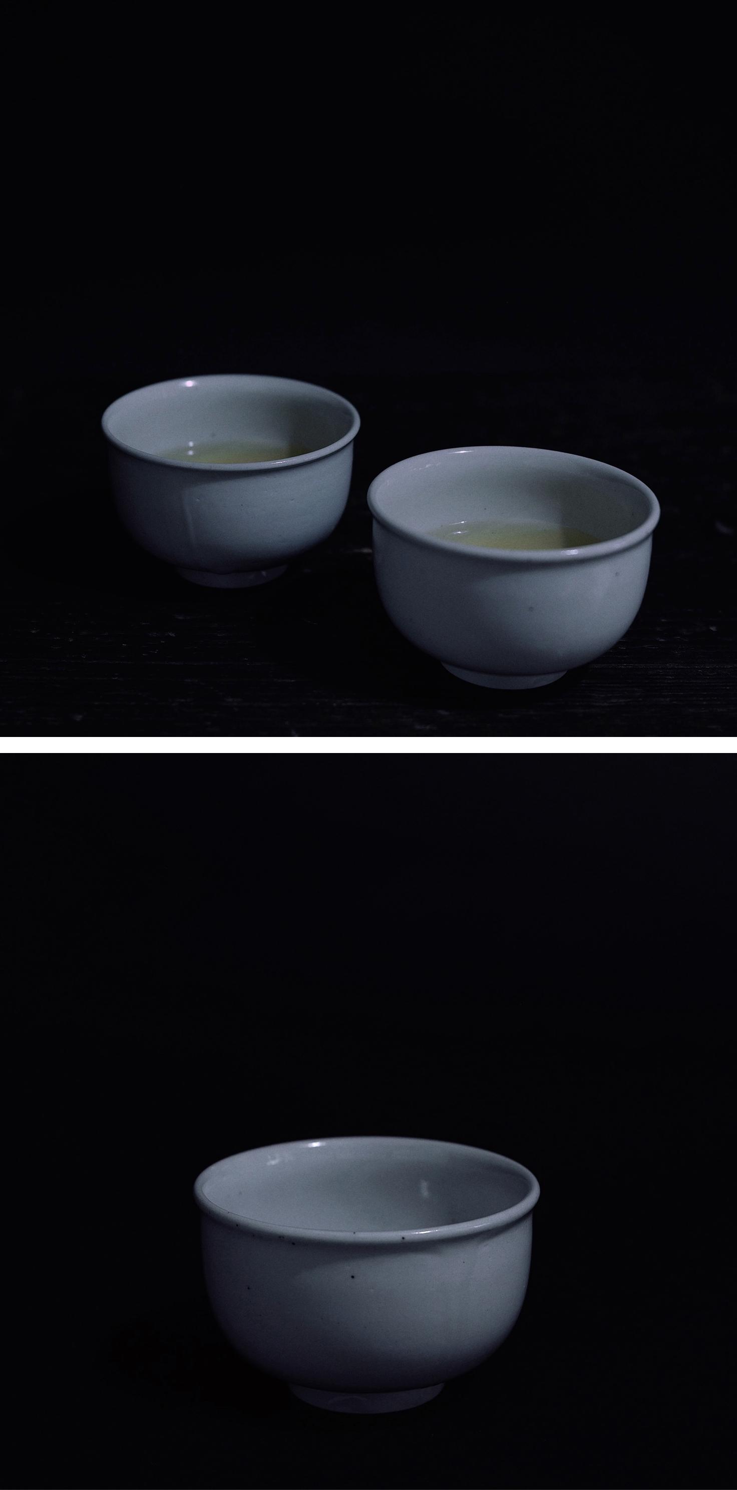 佐賀県伊万里の文祥窯がつくった東屋の汲出し