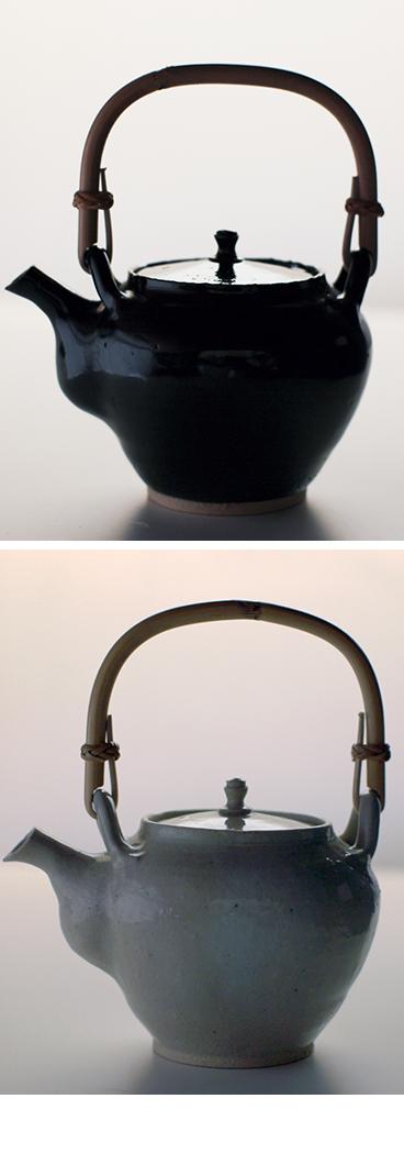 伊賀の土瓶