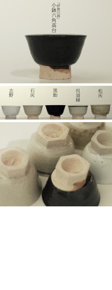 伊賀焼の器、耕房窯