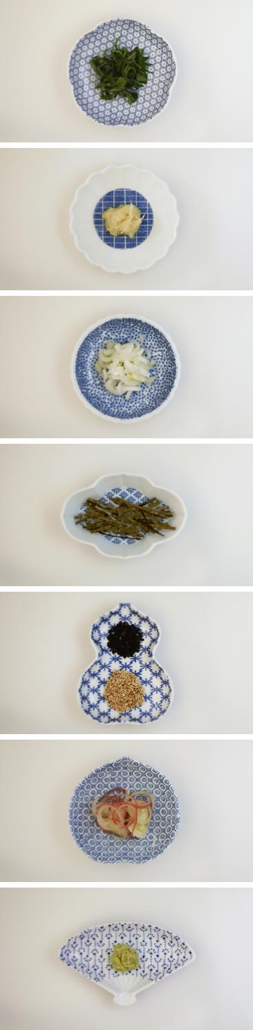 波佐見焼の豆皿