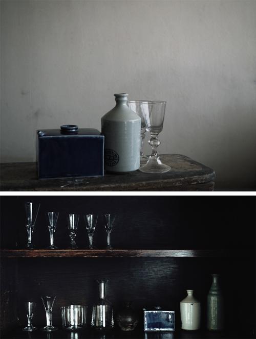 京都大吉とさる山、内田剛一の酒の器展