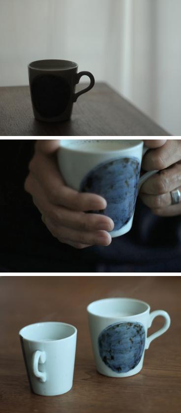 上泉秀人のマグカップ