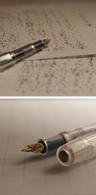 カヴェコ、ドイツ製万年筆